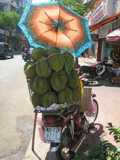 Fruit in Ho Chi Minh City