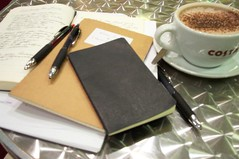 Coffee and Moleskine III (color)