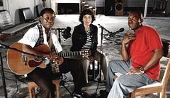 Aurelio Martinez Patricia y Andy 02 (bogavanterojo) Tags: portraits honduras retratos musicos belice parranda garfunas aureliomartinez andypalacios