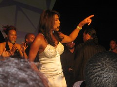 Natalie Cole @ Dallas Austin Charity Event