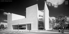 East Wing, National Gallery of Art (JMichaelSullivan) Tags: bw architecture 100v washingtondc dc washington 10f 600v linhof 200v 3000v 500v impei 5x7 700v 300v 5f mjsfoto1956 1000v 400v 2000v 900v 800v 1500v nattionalgalleryofart
