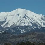 Laplata Mountain Range (from Durango) thumbnail