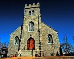 greek orthodox (Ben McLeod) Tags: church nikon newhampshire bluesky granite d200 concord hdr nikond200 sigma1224mmf4556dg 7xp 7exposures nikonstunninggallery