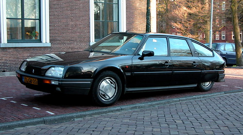 1989 Citroën CX 25 GTI Turbo 2 | Flickr - Photo Sharing!
