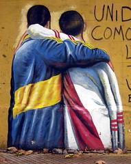 River - Boca / Argentina (JohannRela) Tags: patagonia southamerica sports argentina argentine river painting football buenosaires mural carp futbol labanda amateur boca johann