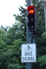 Bike only signal
