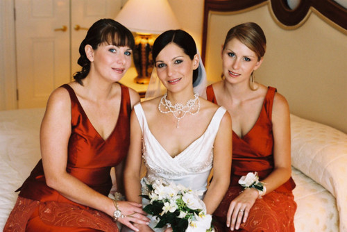 Importance Hairstyles For Bride In The Wedding Party