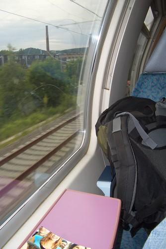 backpack travel berlin