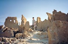 Egypt - Siwa - 21-01 (Jeff_Werner) Tags: egypt travel backpacking siwa desert grahammcvicker fortress citadel village