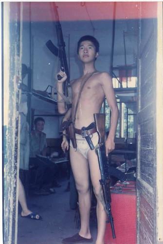 china weird funny underwear guns chinese