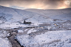 Cold In The Valley (.Brian Kerr Photography.) Tags: winter scotland snow bothy cold frozen frosty light stream river dumfriesandgalloway leadhills scotspirit visitscotland appicoftheweek