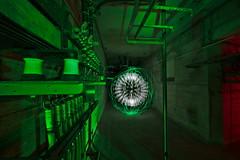 346 - Orb, instabil (Sven Gérard (lichtkunstfoto.de)) Tags: lightart lapp lightpainting sooc glpu lichtkunst lichtmalerei orb color colors green nophotoshop nikon d750
