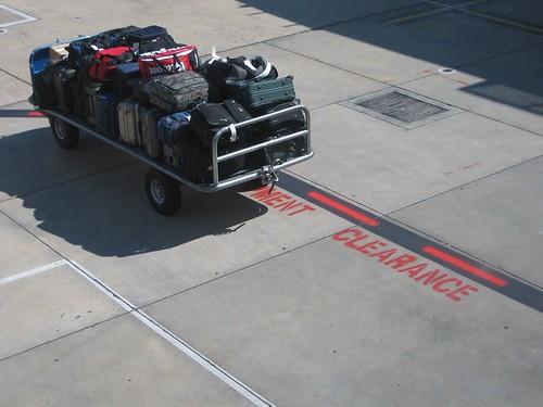 MEL #2 - Luggage Trolley