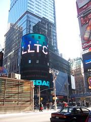 NASDAQ building, Times Square