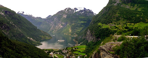 Geiranger, Norway by Marcus Hansson, on Flickr