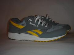 Reebok - Ventilator (rustysnails.com) Tags: uk leather sex fetish sneakers trainers footwear kicks snails reebok