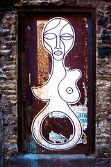 the wink (miss buenos aires) Tags: woman argentina tag3 graffiti buenosaires tag2 tag1 buenos aires 2006 wink santelmo interestingness350 i500