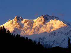 Nanga Parbat at Evening