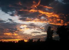 Evening Sunset In Arizona (Jenni Reynolds-Kebler) Tags: sunset red arizona sky love nature sunrise interestingness explore 100views 300views 79points i500