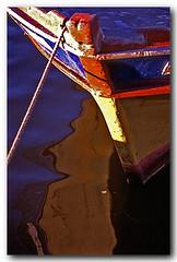 Reflexos no Canal do Itajuru (Z Lobato) Tags: brasil riodejaneiro boat barco woodenboat cabofrio zrobertolobato zlobato traditionalwoodenboats