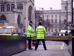 Bobbies (The Parliament - London)