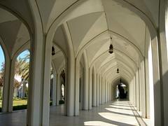 arcade (I Love Q8) Tags: architecture islam mosque kuwait shuwaikh alnassar almarzouq centreforislamicmedicine