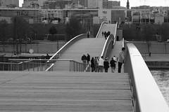 Pont de la BNF