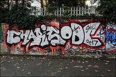 Charis ODC (Alex Ellison) Tags: charis odc eastlondon hackneywick urban graffiti graff boobs