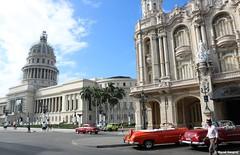 Capitolio de la Habana (marosvongrej) Tags: la habana havana cuba fidel castro capitol el capitolio cuban national building