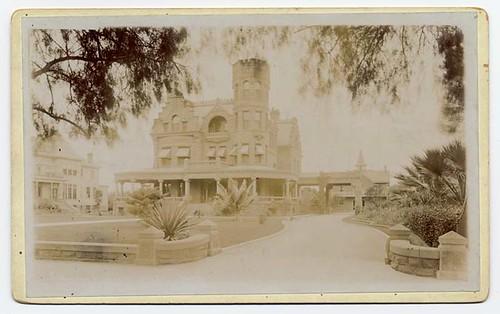 Stimson Residence, c. 1895