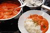 Murgh Makhani - Butter Chicken (Soupflower's Blog) Tags: food chicken cooking recipe essen nikon rice sauce indian reis huhn butter imadethis 18200 kochen butterchicken rezept indisch d80 flowersoup soupflower spflwrs murghmakhani