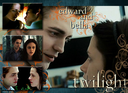 wallpaper twilight edward. Twilight: Edward and Bella