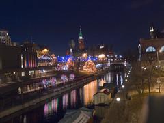 Ottawa Rideau Canal Christmas