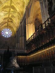 Se respiraba tranquilidad (angie_dj) Tags: españa church sevilla spain catedral ph227 superbmasterpiece