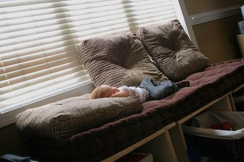 oliver's nap