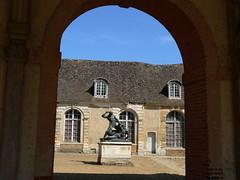 Chteau de Dampierre (pancrat) Tags: france castles chteaux minotaure valledechevreuse minotaurus chteaudedampierre parcnaturelrgionaldelahautevalledechevreuse