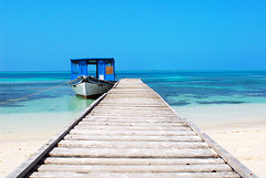 when did u arrive? (muha...) Tags: blue sea beach nature bravo jetty when maldives arrived dhoni dhoani supershot abigfave lookingnowhere