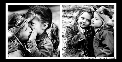 friendship by Marta Potoczek.