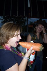 Yes, that's a real carrot