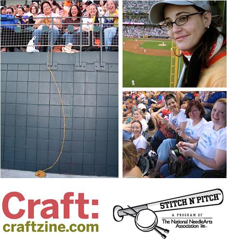 CRAFT Stitch n Pitch contest