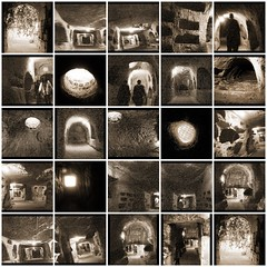 Siracusa Catacombs (! .  Angela Lobefaro . !) Tags: old sky bw italy heritage history church archaeology beautiful wonderful underground interestingness scary italia antique quality gorgeous gimp himmel f10 topv222 christian unesco explore nubes 100views linux syracuse sicily 200views catacombs frontpage ubuntu 200v topf10 christians siracusa biancoenero italians ortigia 2007 topv200 worldheritage outstanding antik v200 blancetnoir kubuntu 15faves marenostrum topf5 15f 1025faves digikam topv300 marmediterraneo x500 someonelovesthisshot schwarzundweiss i500 123bw bestphotosonflickr earlychristians biancoynegro bestpicturesonflickr holidaysvacanzeurlaub angiereal maremediterraneum 1outof1000 theunforgettablepictures 1outof500 noqualitynocry maxgreco angelamlobefaro angelamarialobefaro