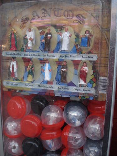 saints: 50¢ each