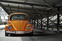 Low Orange 10 (Andreas Reinhold) Tags: orange bug volkswagen beetle hdr type1 wolle loworange