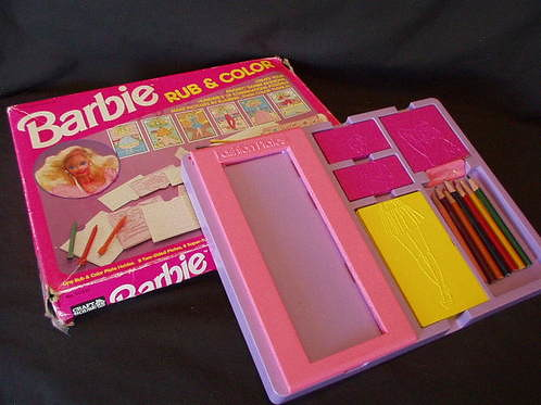 Id Help Pink Fashion Tracing Desk