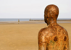 Crosby Beach (thekevster) Tags: crosby anotherplace nikond80