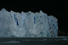Blue on Black - Perito Moreno Glacier - Los Glaciares National Park - Patagonia - Argentina ({ Planet Adventure }) Tags: patagonia holiday 20d southamerica argentina photography eos photo holidays photographer canon20d ab adventure backpacking planet iwasthere peritomoreno canoneos allrightsreserved havingfun aroundtheworld copyright visittheworld ilovethisplace travelphotos placesilove traveltheworld travelphotographs canonphotography alwaysbecapturing 20070107 worldtraveller planetadventure lovephotography theworldthroughmyeyes beautyissimple loveyourphotos theworldthroughmylenses shotingtheworld by{planetadventure} byalessandrobehling icanon icancanon canonrocks selftaughtphotographer phographyisart travellingisfun lostglaciaresnationalpark alessandrobehling copyrightc copyrightc20002007alessandroabehling copyright20002008alessandroabehling