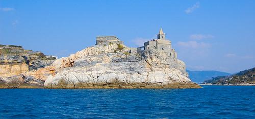 Italian adventures: Portovenere, Lerici, Vernazza, San Bernardino