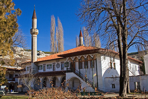 Bakhchisaray Mosque