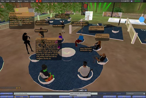 second life use in efl By nancy robinson, barbara keogh & ochan kusuma-powell we often think of esl children as the easiest to recognize among our special populations, picturing students who characteristically enter our classrooms without a word of english.