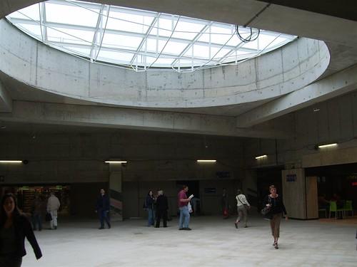 Centraal Station: Magdalena ingang